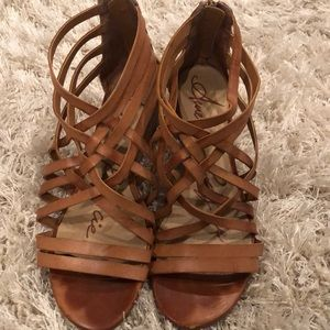 American Rag leather sandals